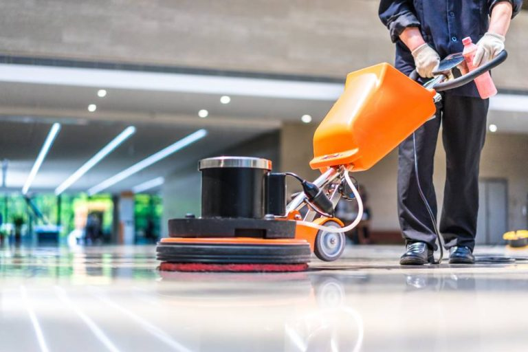 commercial cleaning singapore